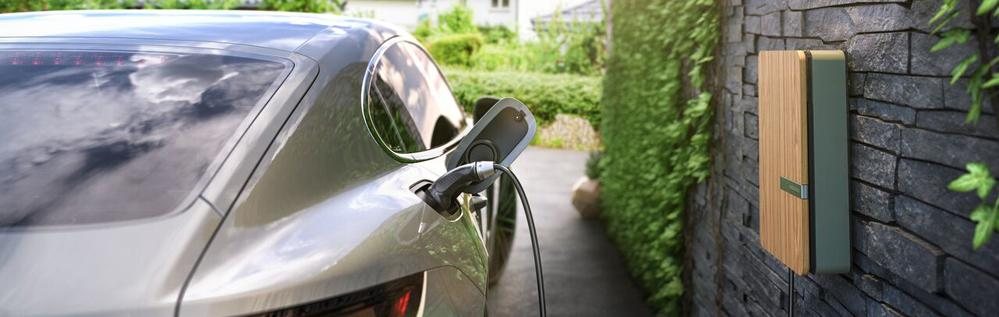 ev charging guide - charging at home