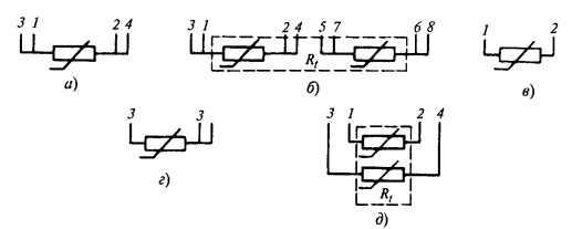 Устройство и назначение термосопротивлений – виды, типы конструкции, классы допуска